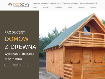 Domyzdrewna-ekodomy.pl rekreacyjne