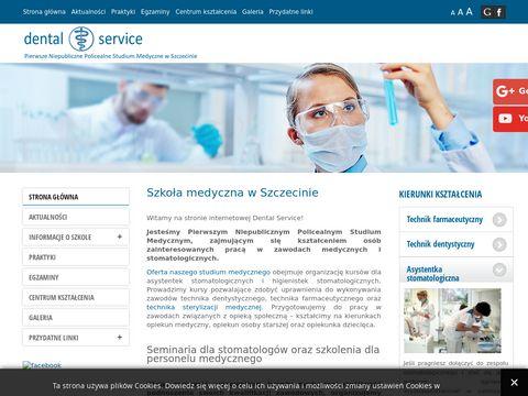 Dental Service opiekun medyczny