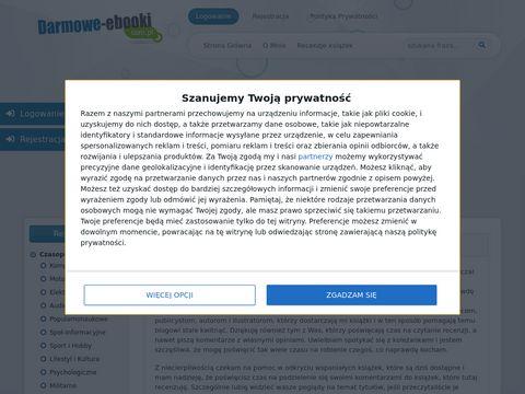 Darmowe-ebooki.com.pl - cudouszek