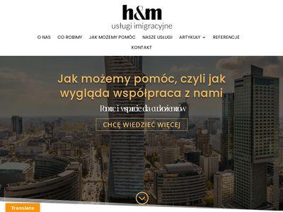 D-hm.pl - legalizacja pracy