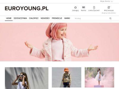 Euroyoung.pl - ekskluzywne ubrania dla dzieci