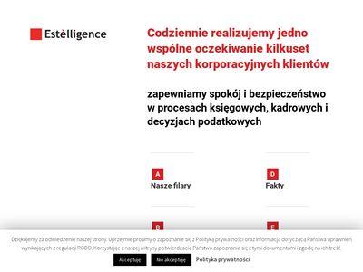 Estelligence.com - biuro rachunkowe Kwidzyn