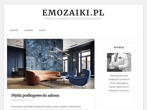 Emozaiki.pl - kafelki łazienkowe