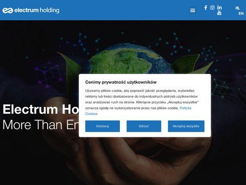 Electrum - energetyka odnawialna - farmy wiatrowe