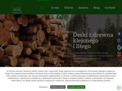 Ecowood drewno skandynawskie