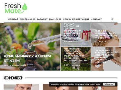Freshmate.pl - drogeria online
