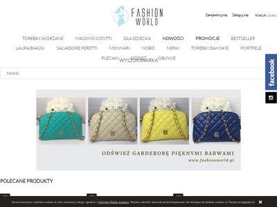 Fashionworld.pl - stroje kąpielowe