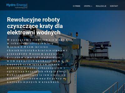 Hydroenergy.pro producent turbin wodnych