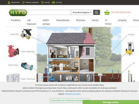 Hurtowniapomp.pl - zestawy hydroforowe