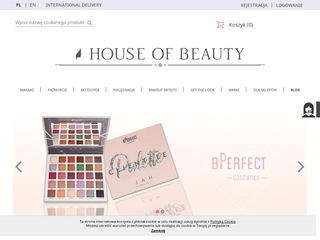 House of Beauty drogeria