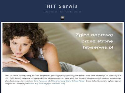 Hit-Serwis naprawa telewizorów lcd