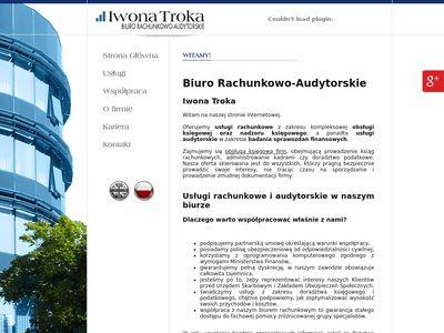 Iwonatroka.pl rozliczenia roczne