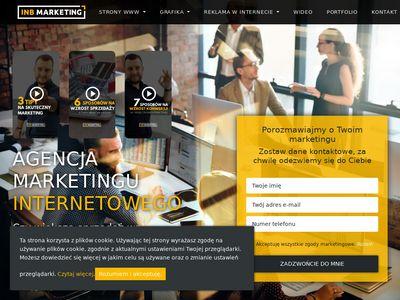 Inbmarketing.pl - pozycjonowanie stron w Lublinie