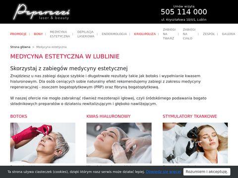 Infinity salon urody