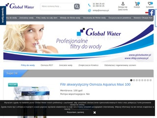 Global Water woda alkaiczna