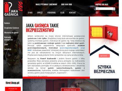 Jakagasnica.pl