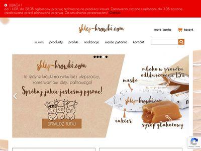KrówkiFirmowe.pl - krówki z logo