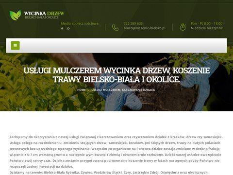 Koszenie-bielsko.pl wycinka drzew