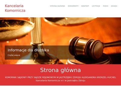 Komornikjastrzebie.pl