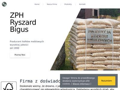 Kolkidrewniane.pl Ryszard Bigus