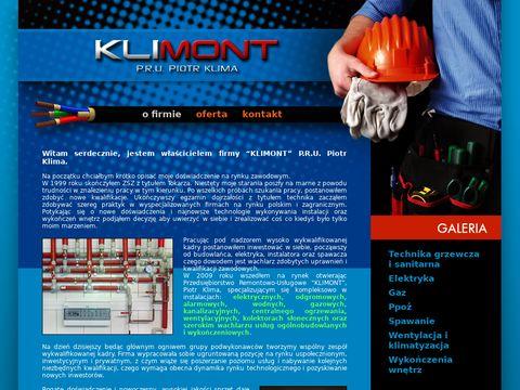 Klimont - technika elektryczna