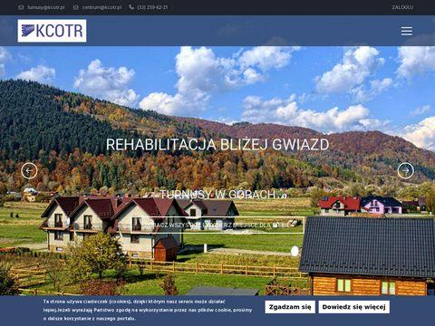 Kcotr.pl turnusy rehabilitacyjne w górach