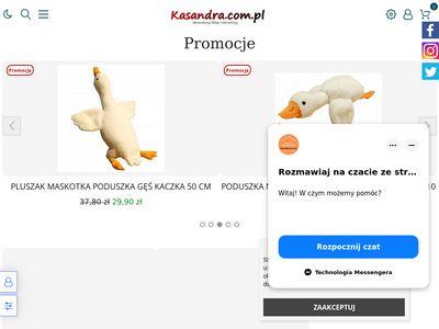 Kasandra.com.pl firanki gotowe