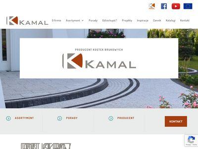 Kamal - producent kostki brukowej