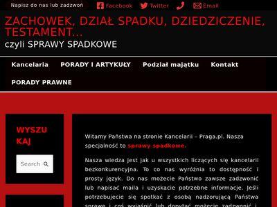 Kancelaria Budziak prawnik rozwody Warszawa