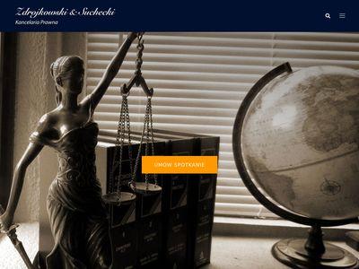 Kancelariaradom.com adwokat oraz radca prawny