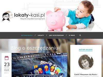 Lokaty-kasi.pl - finanse blog