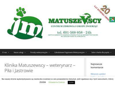 Centrum Zdrowia Zwierząt pielęgnacja psów