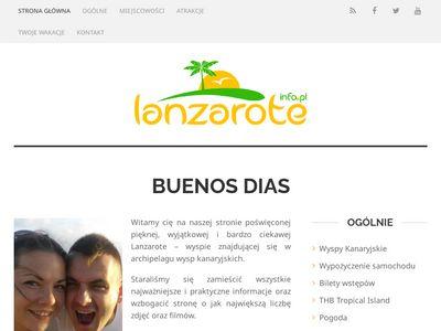 Lanzarote.info.pl
