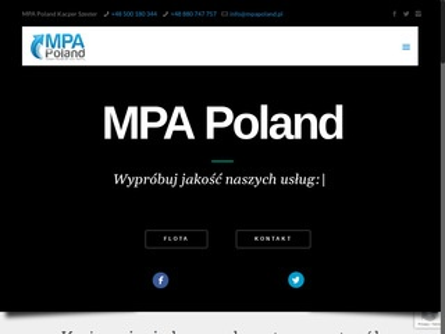 MPA Poland - Autokary Gdańsk