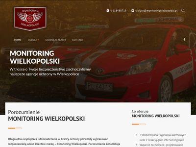 Monitoringwielkopolski.pl gps pojazdów
