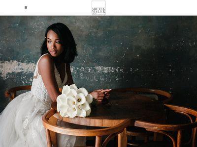 Mietekmalek.com - srtystyczna fotografia ślubna