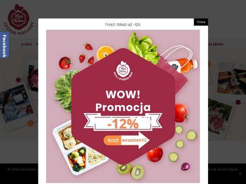 Miód Malina Warszawa - catering dietetyczny