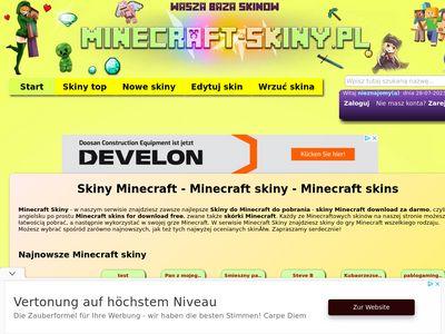 Minecraft-skiny.pl