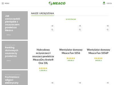 Meacopolska.pl - domowy osuszacz powietrza