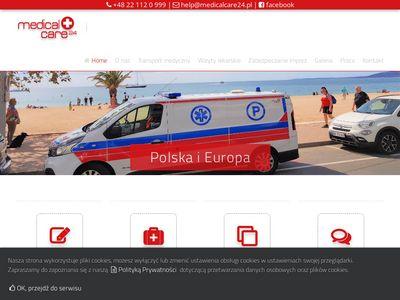 Medicalcare24.pl szkolenia pierwsza pomoc