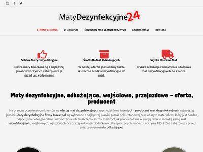 Matydezynfekcyjne24.pl na wymiar