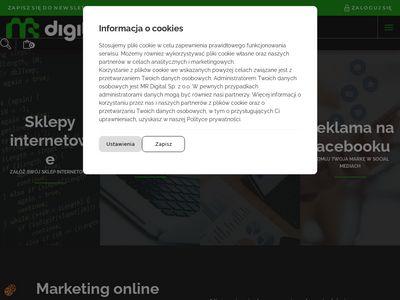 Maciejrajda.pl - strony internetowe Andrychów