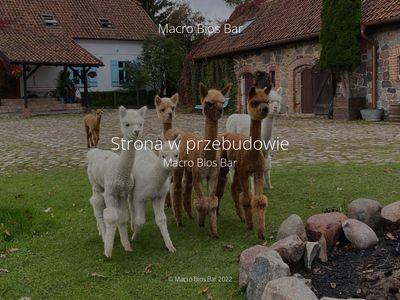 Macrobiosbar.pl - dieta pudełkowa