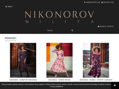 Sukienki na wesele od projektanta. Atelier Łódź