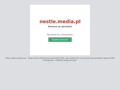 Nestle.media.pl - blog SEO