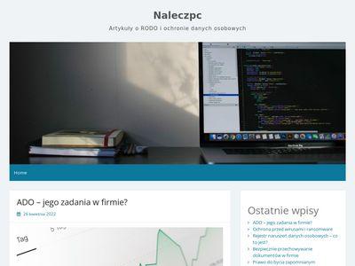 Nałęcz-Pc naprawy laptopów Łódź