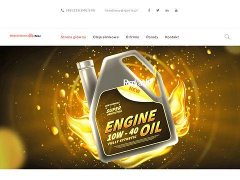 Olejesilnikowe-sklep.pl online